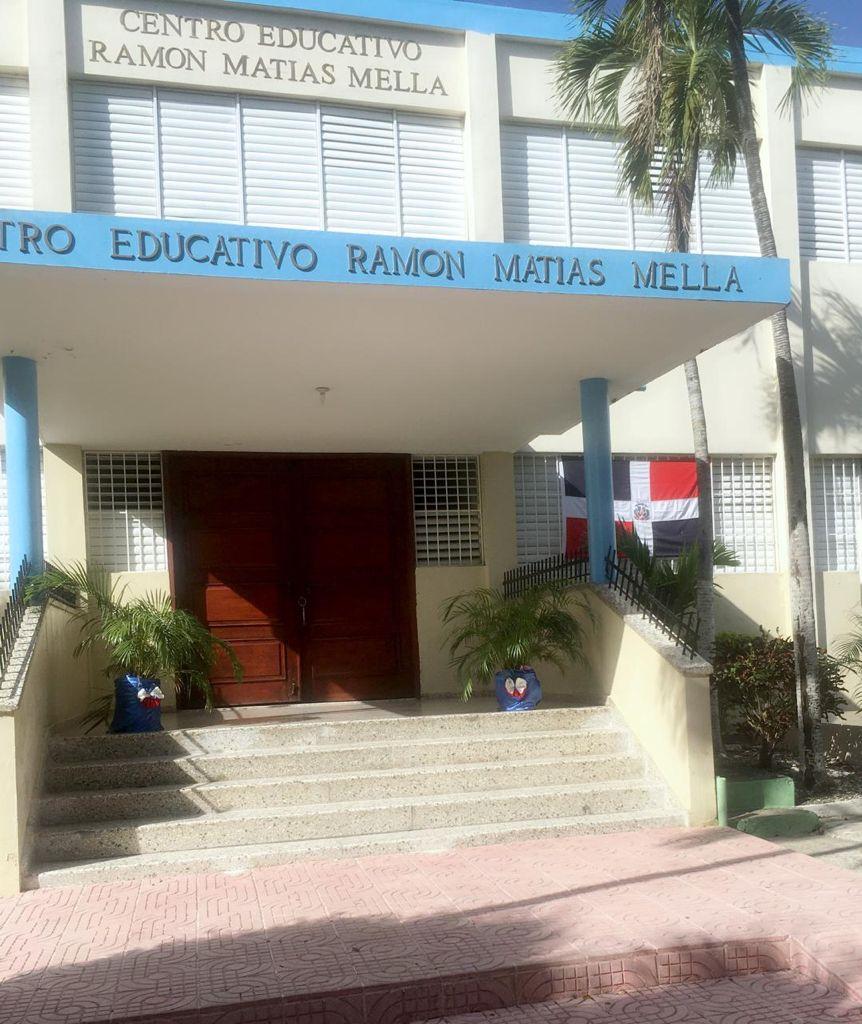 Centro Educativo  Ramón Matías Mella – Santo Domingo