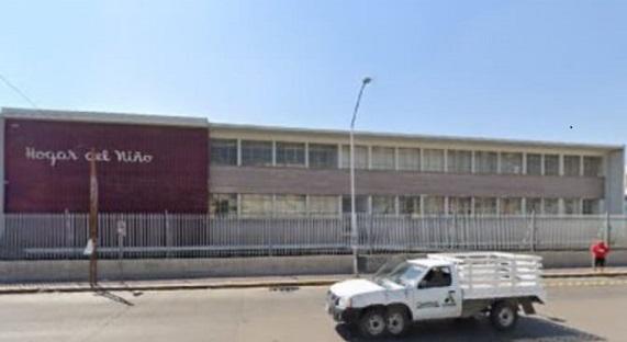 Escuela Hogar del Niño – San Luis Potosí