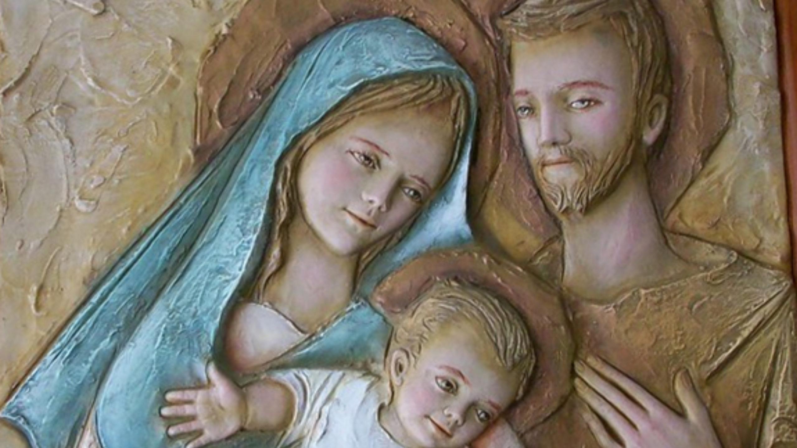 ESPOSO DE MARÍA Y PADRE DE JESÚS