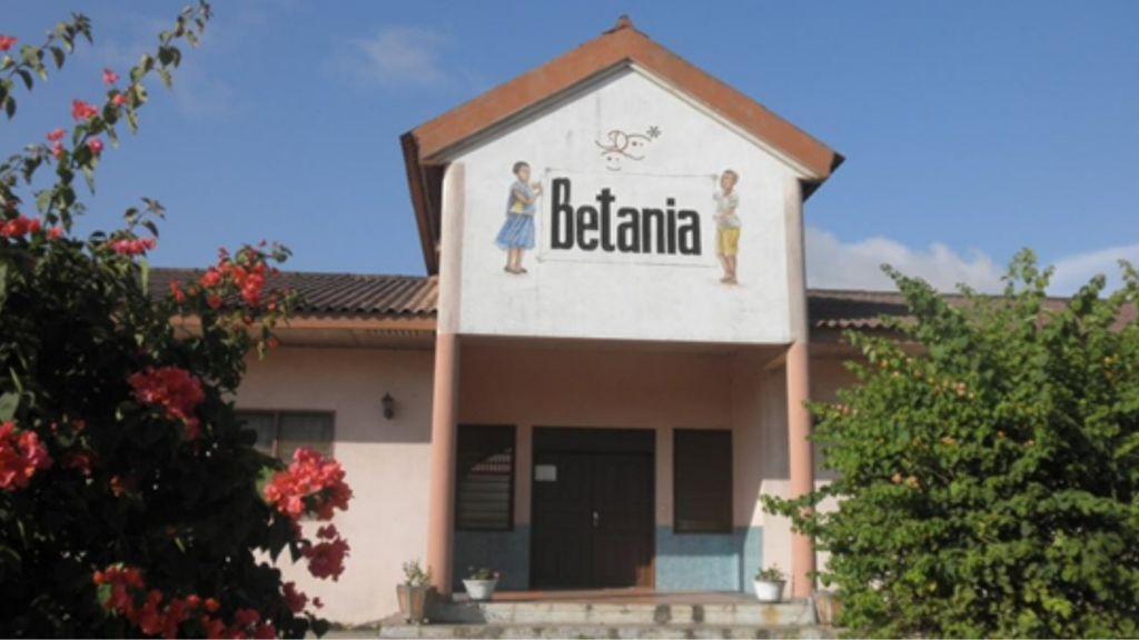 Orfelinat Betania - Abidjan