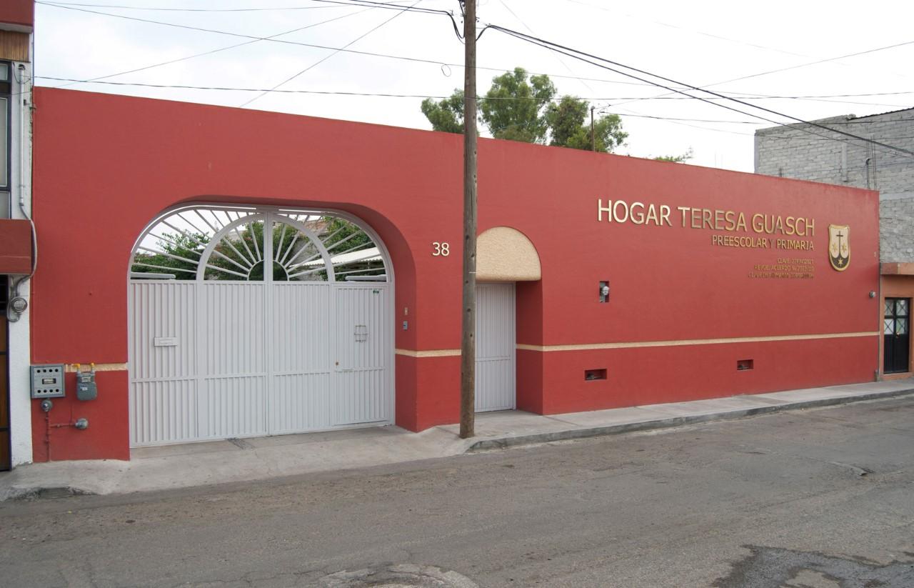 Colegio Hogar Teresa Guasch – Querétaro