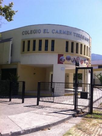 Fundación Educacional Colegio El Carmen Teresiano. Vitacura - Santiago