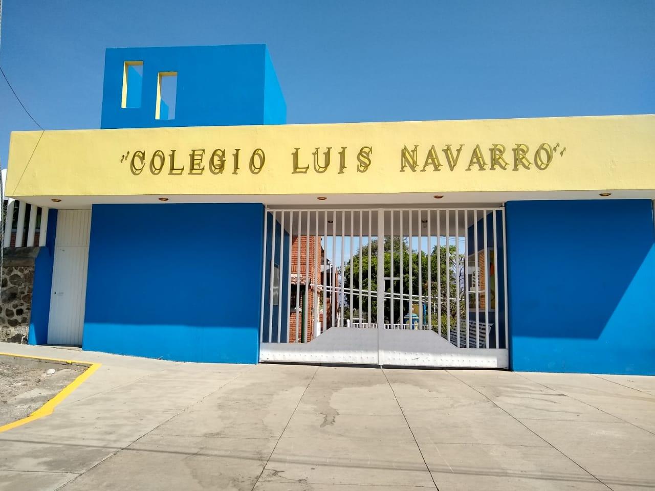 Colegio Luis Navarro - Tequila
