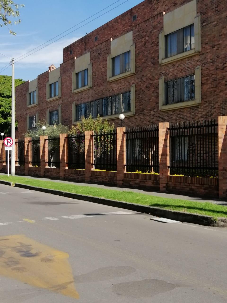 Casa de acogida - Bogotá