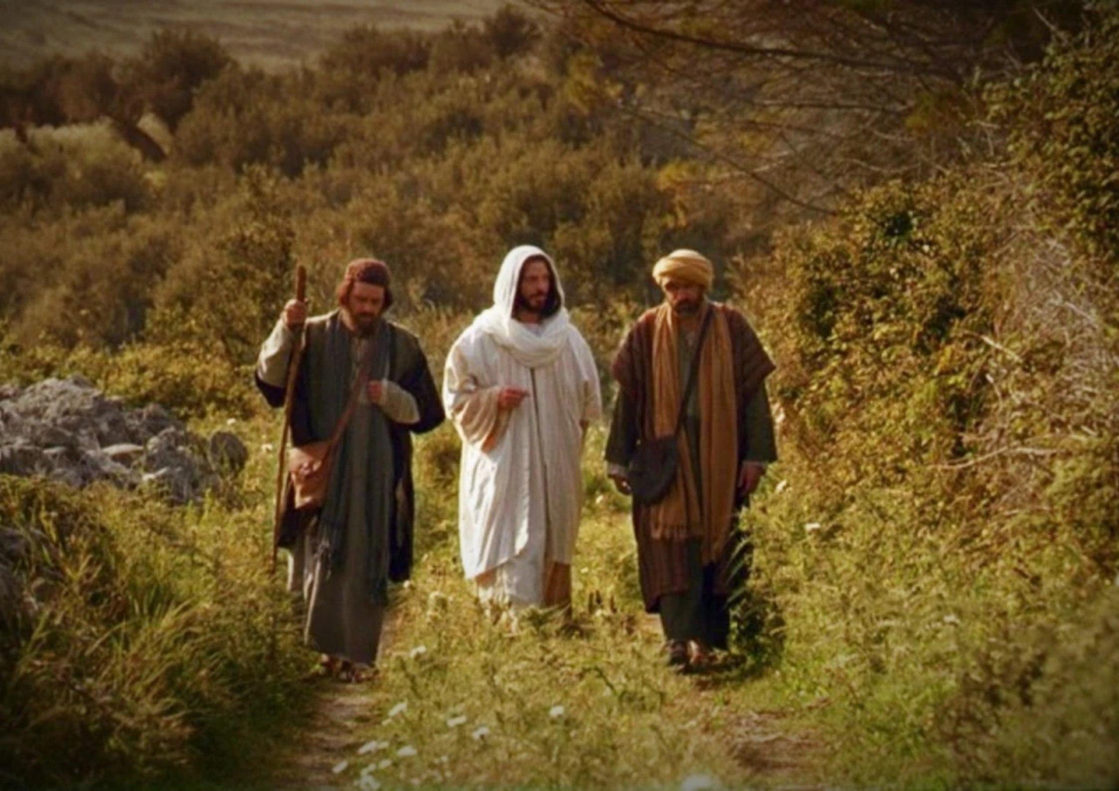 Lucas 24, 35 - 48