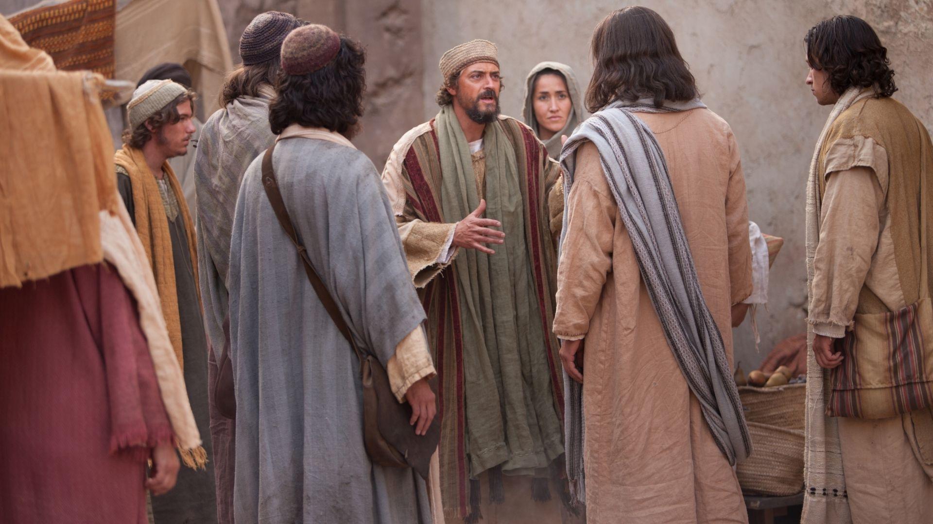 Marcos 5, 21 - 43
